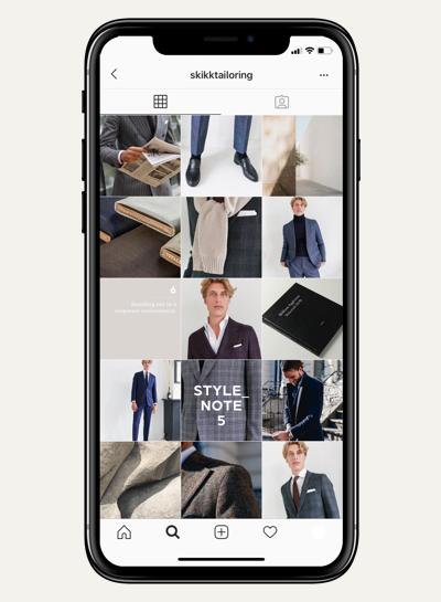 SKIKK Tailoring & Suitsupply